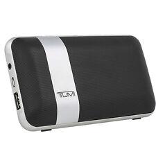 Tumi Bluetooth Wireless Portable Stereo Speaker Rechargeable 1500mAh Powerbank