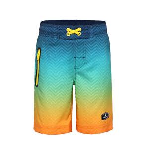 Rokka&Rolla Boys Stretch Swim Trunks Board Shorts with Mesh Lining Bathing Suit