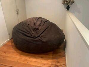 Lovesac memory foam beanbag bag