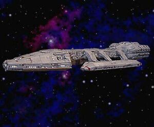 Light Kit for Battlestar Galactica 1978 Galactica Model Moebius 18SMB13L