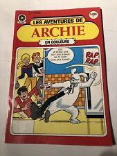 Les Aventures De Archie # 7094  Edition Heritage