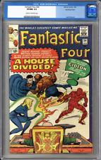 Fantastic Four #34 CGC 9.0