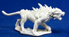 1 x CHIEN des ENFERS - BONES REAPER figurine miniature hell hound jdr dog 77038