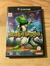 Gamecube (Nintendo) Frogger Beyond PAL Konami