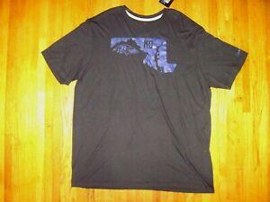 Big & Tall Nike NFL Team Apparel Baltimore Ravens Black T-Shirt Size 2XL NWT