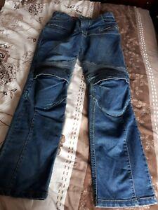 Komine Motorbike Jeans 32/34 Waist 30 Leg