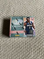 2019-20 PANINI CROWN ROYALE BASKETBALL NBA HOBBY BOX SEALED ZION WILLIAMSON