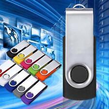 Giratorio 64MB memoria KBlash 2.0 USB Pen Drive Almacenaje Dispositivo U-discoBK