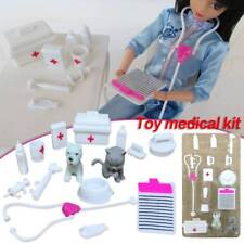 Kids Baby Doctor Medical Play Carry Set Case Education Role Play Toy Kit Gifts