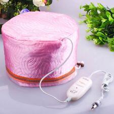 Electric Heating Steam Hair Cap Hat Care Hair Treatments Steamer