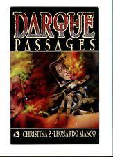 Darque Passages 3 . Acclaim Comics 1998 - FN / VF