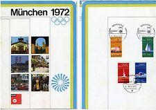 J.O. München MUNICH 1972. souvenir BASF 26-8-1972
