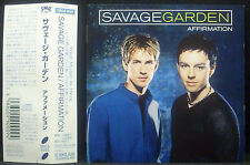 CD SAVAGE JARDIN - affirmation, Importation-Japon inc. OBI