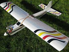 RC Fast Fertig Easy to Fly 1550mm Kunstflug Querruder Trainer 40 ARF Flugzeug