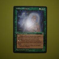 Willow Priestess x1 Homelands 1x Magic the Gathering MTG