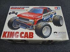 "SUPER RARE !! VINTAGE TAMIYA 1/10 Scale "" KING CAB "" R/C KIT NIB"