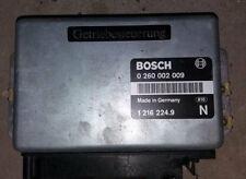 ECU BMW E32 750   0260002009