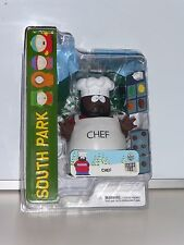South Park Mezco Series - Chef Series 1 Cartman Isaac Hayes Comedy Central Rare