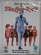 The Love God, Don Knotts (DVD, 1969) NEW SEALED PAL Region 2