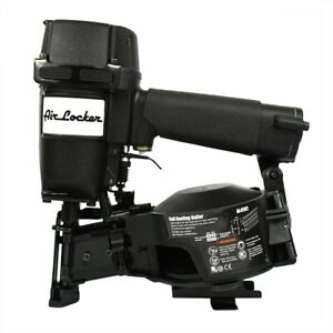 Air Locker AL45V2 7/8 Inch to 1-3/4 Inch Coil Roofing Nailer (Side Load)