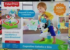 FISHER-PRICE CAGNOLINO SALTELLA E GIRA