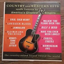 Country And Western Hits: Made Famous By LP - Free Shipping