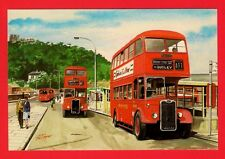 Bus Postcard ~ Midland Red Guy Arabs at Dudley - 3560: MHA60 - MA Arts B69