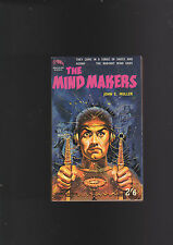 VINTAGE UK PB.BADGER SCIENCE FICTION STORIES#58GREAT  COVER.RARE TITLE.