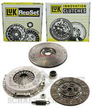 LUK CLUTCH KIT & HD FLYWHEEL 87-97 FORD F250 F350 F SUPER-DUTY F53 7.5L 8CYL