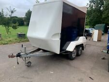Tow-A-Van twin axle box trailer 10'x5'x7'