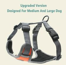 Dog Harness Vest Adjustable Reflective Breathable Mesh Harnesses For Medium Larg