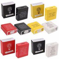 Money Boxes Ceramic Savings Fund Save Coins Piggy Bank