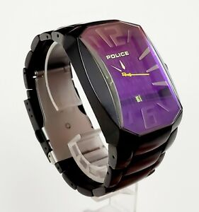 "RARE,UNIQUE Men's Watch POLICE 12179J ""Chameleon"""