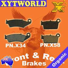 Motorcycle Brake Pads