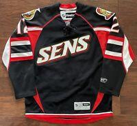 Ottawa Senators 2008-2011 Mike Fisher Sens Third Alternate Jersey Reebok Premier