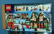 LEGO Creator Winter Village Post Office (10222) 100% COMPLETE
