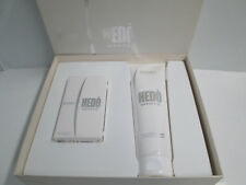 """ HEDO' WHITE de GRIGIOPERLA "" PROFUMO UOMO EDT 50ml SPRAY+SHOWER GEL 300ml"