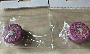 BNIP New Hello Kitty 2 Body Glitter Shimmer Dust - Dappled & Lily Vanilly
