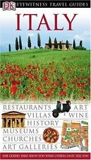 Italy (DK Eyewitness Travel Guide) By Collectif. 9781405307819