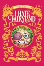 I HATE FAIRYLAND DELUXE EDITION VOL #1 HARDCOVER Collects #1-10 Skottie Young HC