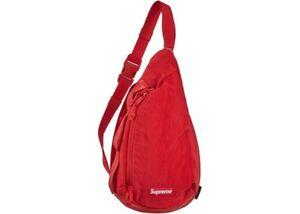 Supreme FW20 Sling Bag RED BRAND NEW