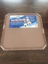 """Dog Pad Holder For use with dog pads 21""""x21"""" or larger"""