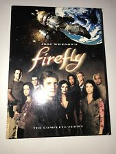 Joss Whedon's Firefly The Complete Series plus bonus Serenity Dvd, used