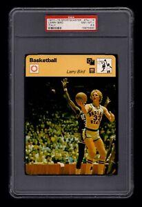 PSA 8.5 LARRY BIRD 1979 Sportscaster Basketball Card #74-18 ROOKIE CARD
