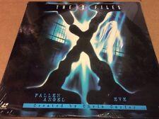 X-Files: Fallen Angel/Eve Laserdisc Duchovny Anderson SEALED BRAND NEW