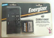 Energizer Universal Camcorder Battery Conditioner & Charging System CDC100
