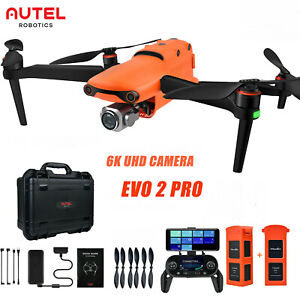 Autel Robotics EVO II 2 Pro 6K HD-Kamera Drohne Quadcopter Combo Rugged Bundle