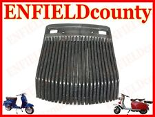 NEW BLACK PLASTIC HORN COVER GRILL VESPA T5 SCOOTER @UK