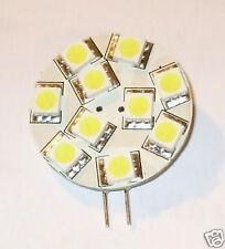 Auto Marino bombilla LED G4 Bi-pin lado 8v-30v Dc g4led10s