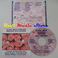 CD GRAZIE BELLE CANZONI MAMMA FRANK SINATRA NAT KING COLE POWELL NO lp mc(C11)